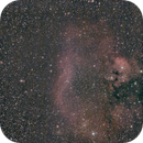 Ngc 7822 and ced214 taken during these very hot july nights - over 22 hours unguided with a modded 600d,                                Stefano Ciapetti