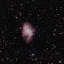M1 Crab Nebula,                                PapaMcEuin