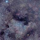 North America and Pelican Nebula,                                Carlo Caligiuri