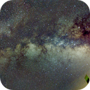 Milky Way Second Day of Summer,                                Antonio.Spinoza