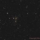 Abell 1656 - Coma cluster,                                Miroslav Horvat