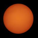 Solar parcial eclipse 2019,                                Carlos Alberto Palhares - OBSERVATÓRIO ZÊNITE