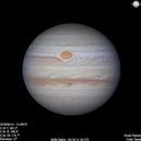 Jupiter very good seeing 14/06/2018,                                Javier_Fuertes