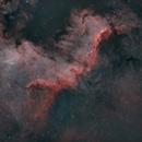 Cygnus Wall (HOO+RGB),                                Marco Rapino