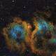 IC 1871 Emission Nebula,                                John