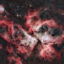 Great Nebula in Carina - Mosaic,                                Adriano