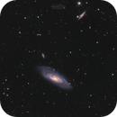 Messier 106,                                Emil Andronic