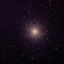 Great Cluster of Hercules M13,                                Rick Gaps