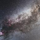 Cygnus Milky Way 50mm,                                Joostie