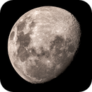 Moon 25 March 2021,                                KiwiAstro