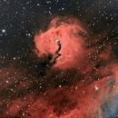 IC 2177 ( The head of the Seagull Nebula),                                JAIME FELIPE RAMIREZ NARVAEZ