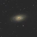 M64 Black Eye Galaxy,                                Norman Hey