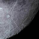Moon craters,                                Jan Scheers