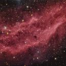 NGC 1499 California Nebula,                                Cheman