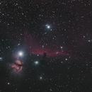 Horsehead Nebula,                                Alnitak2009