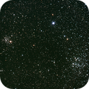 NGC 654 & NGC 663 in Cassiopeia,                                MJF_Memorial_Observatory
