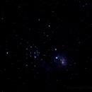 M8 Lagoon Nebula,                                Beppe Scotti