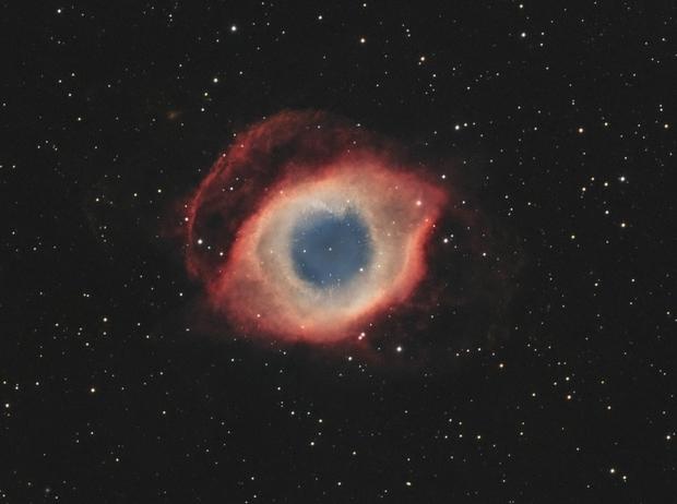 Ngc7293-nébuleuse de l'hélice,                                astromat89