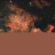 North American nebula,                                keithlt