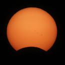 Partial solar eclipse - Lisbon (2017-08-21),                                Luís Ramalho