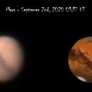 Mars - September 2nd, 2020,                                Michael S.