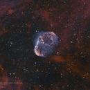 NGC6888 Crescent Nebula,                                Graem Lourens
