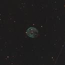 Skull Nebula NGC 246 and more Starlink trails,                                tornado33