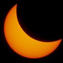 Eclissi parziale 20 marzo 2015,                                Luca_M