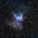Thor's Helmet NGC 2359,                                Dasidius
