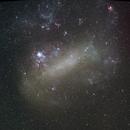 LMC (Large Magellanic Cloud),                                Carsten Jacobs