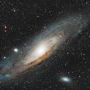 M31 Andromeda,                                Giorgio Baj