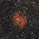 NGC 2237,                                sylwas72