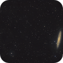 NGC253 Sculptor Galaxy and NGC288 Globular Cluster,                                CatusseD