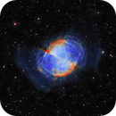 M27 (The Dumbell Nebula),                                rupeshvarghese