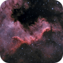 NGC 7000 • North America nebula (Croped),                                Mikael De Ketelaere