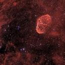 NGC6888,                                Felix Masso Milleiro
