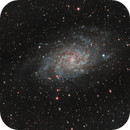 The Triangulum Galaxy (M33),                                Josh Woodward