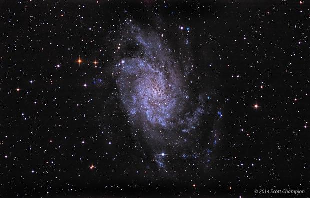 M33,                                Scott