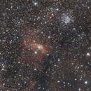 NGC 7635 And M52,                                John Hosen
