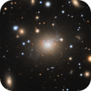 The Perseus Cluster of Galaxies Hi-res Annotated,                                sunlover