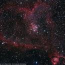 Herznebel IC1805,                                Hans-Friedrich Tr...