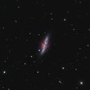 M82 LRGB,                                PVO