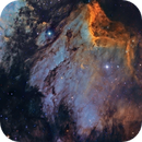 IC5070 - The Pelican Nebula,                                Jesús M. Vargas