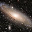 M31 Andrómeda,                                PepeLopez