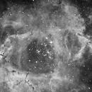 Rosetta Nebula Ha,                                Ueberlaeufer