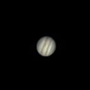 Jupiter (Première astrophotographie),                                Lionel SABOT