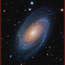 M81 Bode's Galaxy,                                Matt Proulx