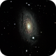 m63 (sunflower galaxy) HaLRGB,                                *philippe Gilberton