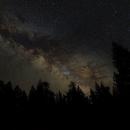 Summer Milky Way at Mt. Pinos California,                                Alex Roberts