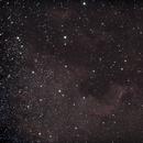 NGC7000, North American Nebula, Sony A6300, William Optics ZS61,                                feynman